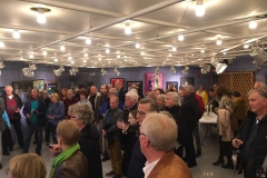 Publikum Jubileumsutstilling Synvis Glinn Nordin Tromsø Kulturhus