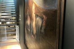 Kunstformidler-KsN-Solstad-Verk-av-Eser-Afacan-olje-160x160-sommer-2020