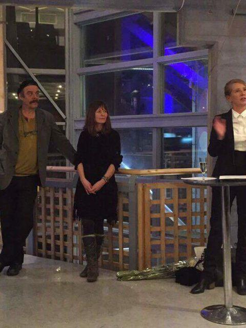 Åpnongstaler Nordlysfestivalutstilling 2017, Kulturhuset Tromsø