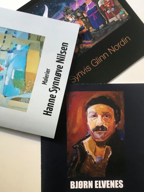 Katalogredaktør. Forfatter Kristin Josefine Solstad KsN